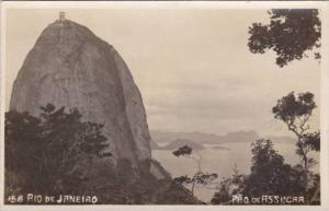 RP; Aerial View of Pao de Assucar, Rio de Janeiro, Brazil, 10-20s