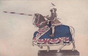 Pennsylvania Philadelphia Tournament Armour Of the Emperor Maximilian Albertype