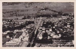 RP, Vue Aerienne, Aerial View, Commercy (Meuse), France, 1920-1940s