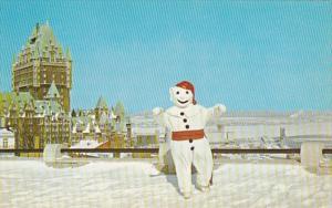 Canada Quebec Bonhomme