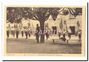 Institution for Blind Youth Nancy IJAN 8 street Santifontaine Old Postcard Gy...