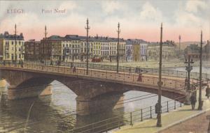Liege, Belgium, Pont Neuf , 00-10s