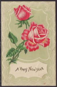 A Happy New Year Roses