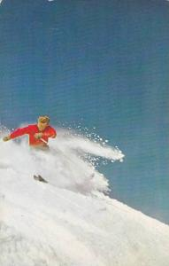 Ski Action, St. Magloire, Bell, Province of Quebec, Canada, 40-60s