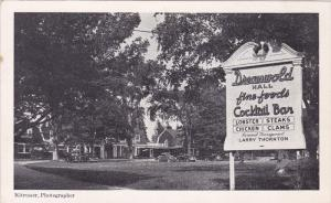 Dreamwold Hall Sign, SCITUATE, Massachusetts , 40-60´s