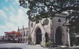 Entrance to House of Assembly, Barbados,W.I.,PU-1969