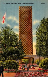 New York World's Fair 1939 The Polish Pavilion
