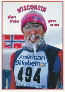 Winter Grows on You in Wisconsin - American Bierkebeiner Cross Country Ski Race