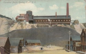 TRAIL, B.C. , Canada , 1900-10s; Canadian Pacific Smelter