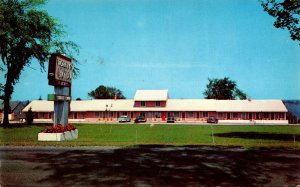 New York Ogdensburg Morley's Motel