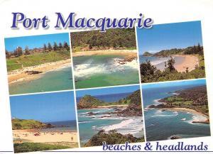 Australia Port Macquarie beaches headlands multiviews Lighthouse Beach