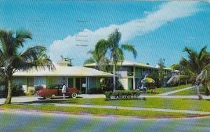 The Beachcomber Hotel Naples On The Gulf Florida 1958