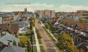 VANCOUVER, B.C., Canada; 1900-10s ; Comox Street
