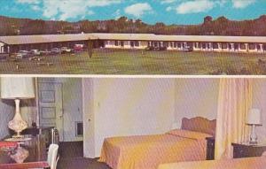 Tennessee Nashville Parkview Motel And Restaurant 1967
