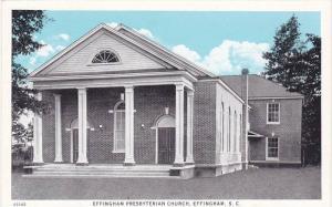 EFFINGHAM , South Carolina , 1910s , Presbyterian Church