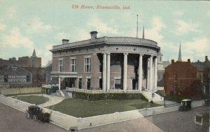 EVANSVILLE , Indiana , 1911 ;  Elk Home