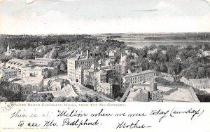 Alter Baker Chocolate Mills Waltham, Massachusetts Postcard