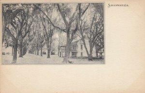 SAVANNAH , Georgia, 1900-10s ; The Hermitage