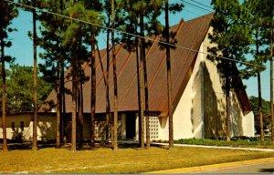 Mississippi Biloxi Keesler Air Force Base Chapel