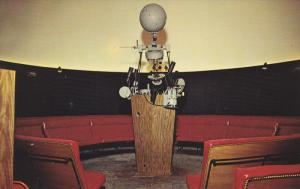 HARRISBURG, Pennsylvania, 1940-1960's; Planetarium, William Pemm Memorial Museum