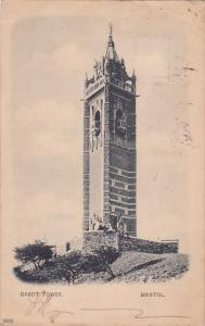 Cabot Tower, BRISTOL, England, United Kingdom, PU-1902