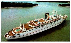 Cruise Ship Mardi Gras , Carnival Cruise Lines