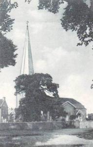 Delaware New Castle Historic Immanuel Church Albertype