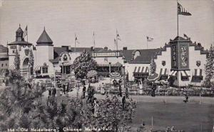 Old Heidelberg Chicago World's Fair 1933