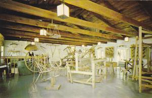 Historical Museum, Primitive Farm Implements and Home Appliances, VAUDREUIL, ...