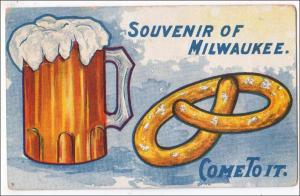 Souvenir of Milaukee - Beer