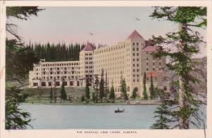Canada The Chateau Lake Louise Alberta