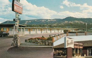 KAMLOOPS, British Columbia, 1950-1960s; Courtesy Inn Motel
