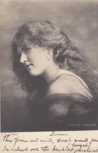 RP: TUCK # 140 Types of Beauty , PU-1902 ; La Syrene