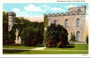 Massachusetts Haverhill Winnekenni Castle Curteich