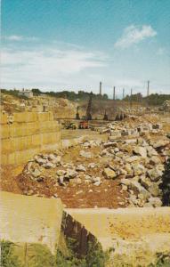 BEDFORD , Indiana , 50-60s ; Indiana Limestone Company