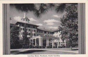 North Carolina Pinehurst Carolina Hotel Albertype