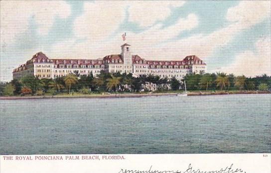Florida Palm Beach The Royal Poinciana