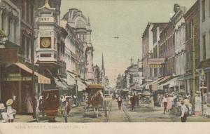 CHARLESTON  , South Carolina , 1914 ;King Street