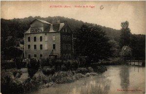 CPA AUTHEUIL - Moulin de St-Vigor (478222)