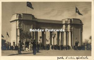 turkey, ANKARA, General Entrance Gate (1930s) RPPC Postcard