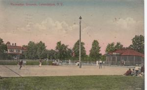 CANANDALGA , New York , 1914 ; Tennis Courts