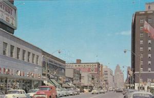 Ouellette Avenue , WINDSOR , Ontario , Canada , 40-60s
