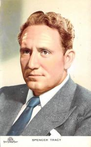 Spencer Tracy Movie Star Actor Actress Film Star Unused