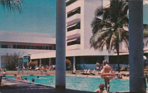 CIUDAD TRUJILLO, Dominicn Republic; Hotel Jaragua, Swimming Pool, PU-1954