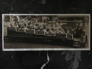 Mint Vancouver BC Canada RPPC  Postcard Electric Railway Obervation Car t Lyons
