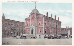 SARNIA, Ontario, Canada, 1900-1910's; City Hall