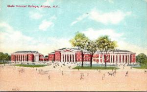 New York Albany State Normal College