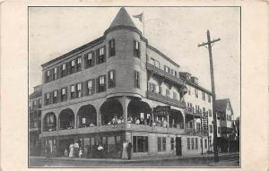1442 NJ Atlantic City   Young's Hotel,   Postmark  National Convention o...