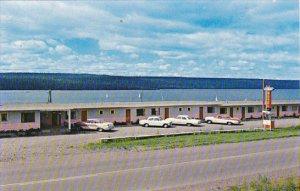 Canada Lac La Hache Motel Lac La Hache British Columbia