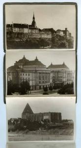 204478 ESTONIA Tallinn set 10 photographic in envelope